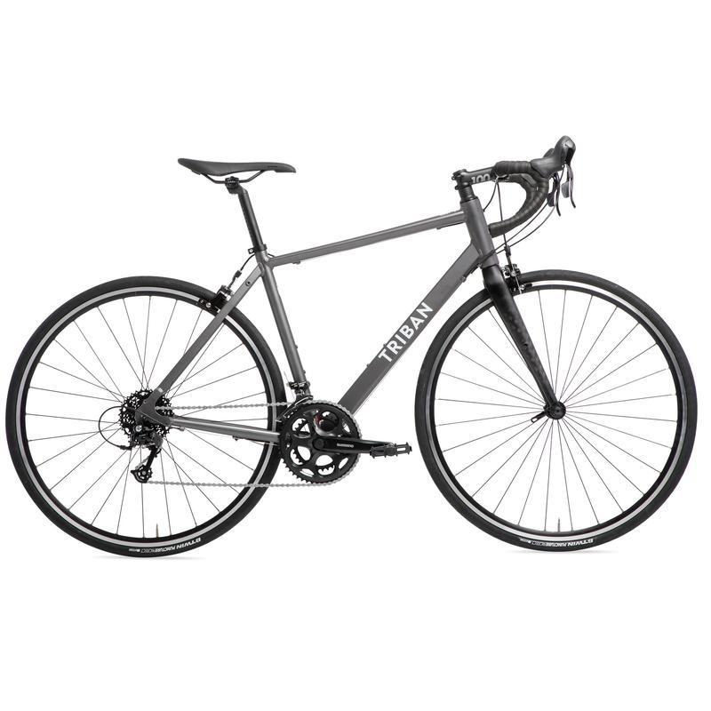 RC 120 Road Bike, Grey - Microshift