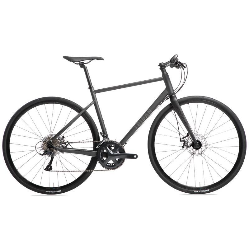 SILNIČNÍ KOLA NA CYKLOTURISTIKU Cyklistika - SILNIČNÍ KOLO RC500  TRIBAN - Jízdní kola