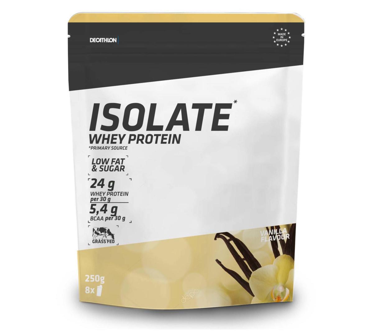 Nutrition   Recette protéinée : Flan protéiné vanille