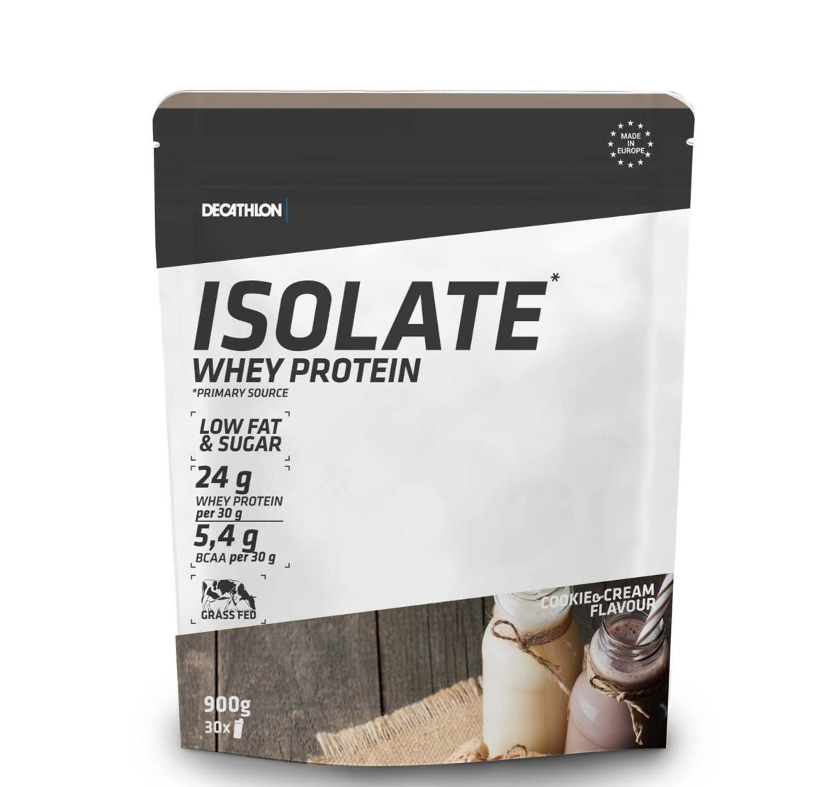 whey protein decathlon