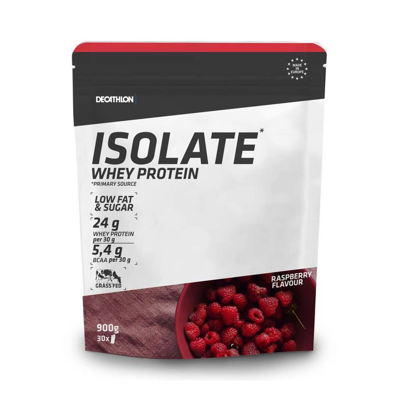 que es el whey protein isolate