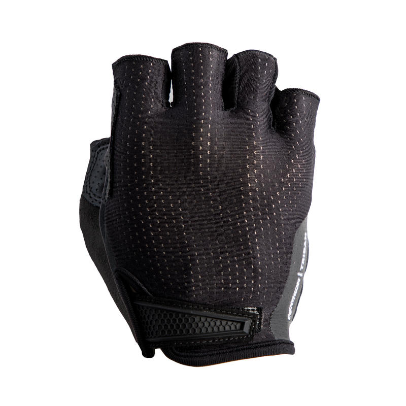 Mitones ciclismo CARRETERA RoadCycling 900 negro