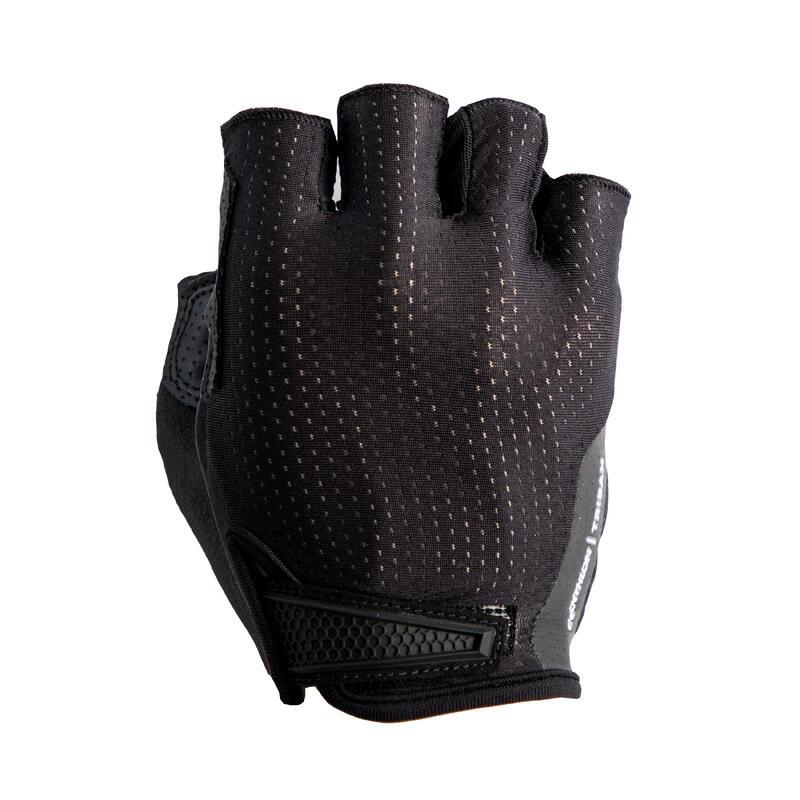 Rukavice na silniční cyklistiku RoadCycling 900 černé