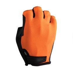 Gants vélo route RoadCycling 900 orange fluo