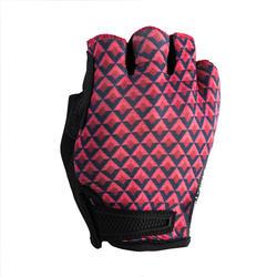 Fietshandschoenen RoadCycling 900 roze