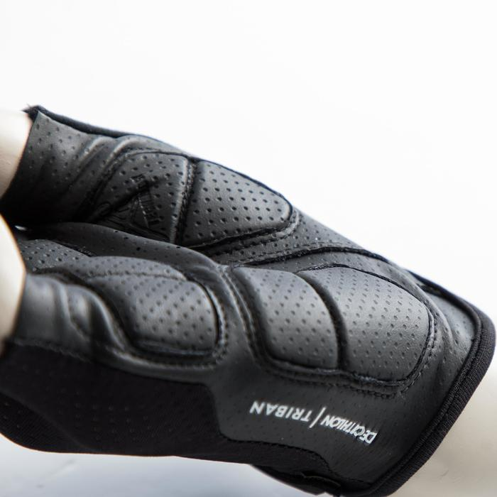 Roadcycling 900 Cycling Gloves - Black