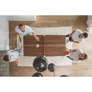FILET DE TENNIS DE TABLE ROLLNET STANDARD BLANC-JAUNE