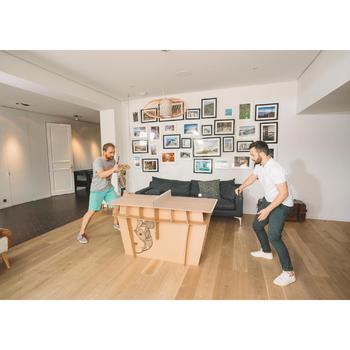 小型室內乒乓球桌PPT 100