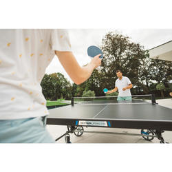 TABLE DE TENNIS DE TABLE FREE PPT 930 OUTDOOR AVEC HOUSSE