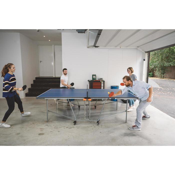 Tischtennisplatte FT 730 indoor blau