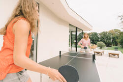 FR 100 / PPR 100 Outdoor Free Table Tennis Bat - Grey