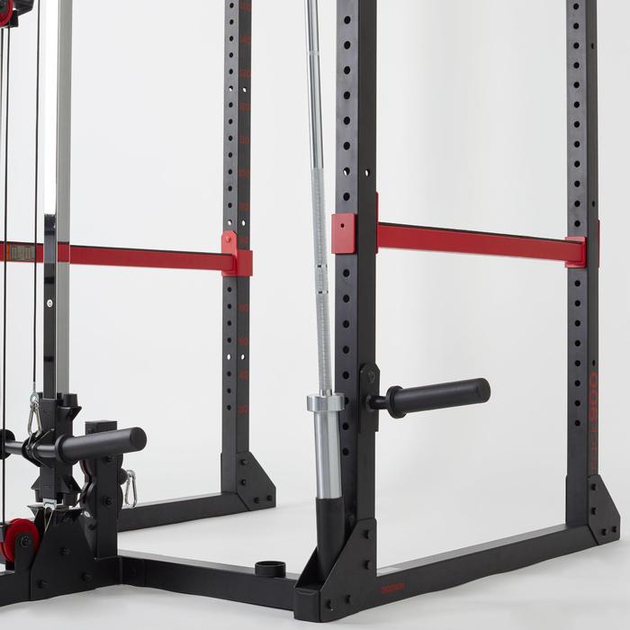 Rack de musculation - Traction / Squat / Développé couché / Tirage dos