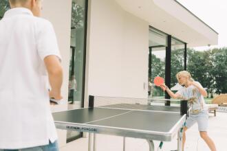 Comment démarrer le ping-pong ?