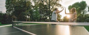 warrantly table tennis