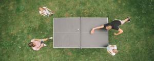 Die richtige Wahl einer Tischtennisplatte Free für den Freizeitgebrauch