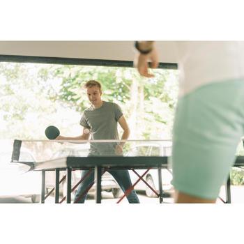 Tafeltennistafel / pingpongtafel Indoor PPT 100 blauw