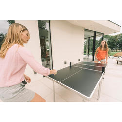 TABLE DE TENNIS DE TABLE FREE PPT 130 MEDIUM OUTDOOR