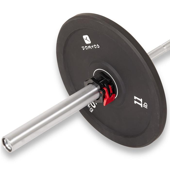 耐摔槓片 5 kg-內徑 50 mm