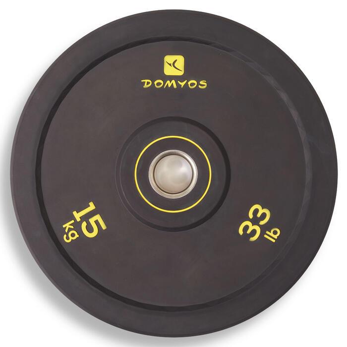 50 mm內徑15 kg槓片