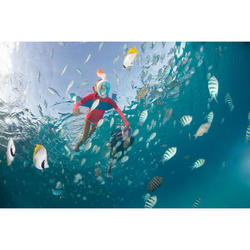 Bouée de flottaison de snorkeling 100 navy