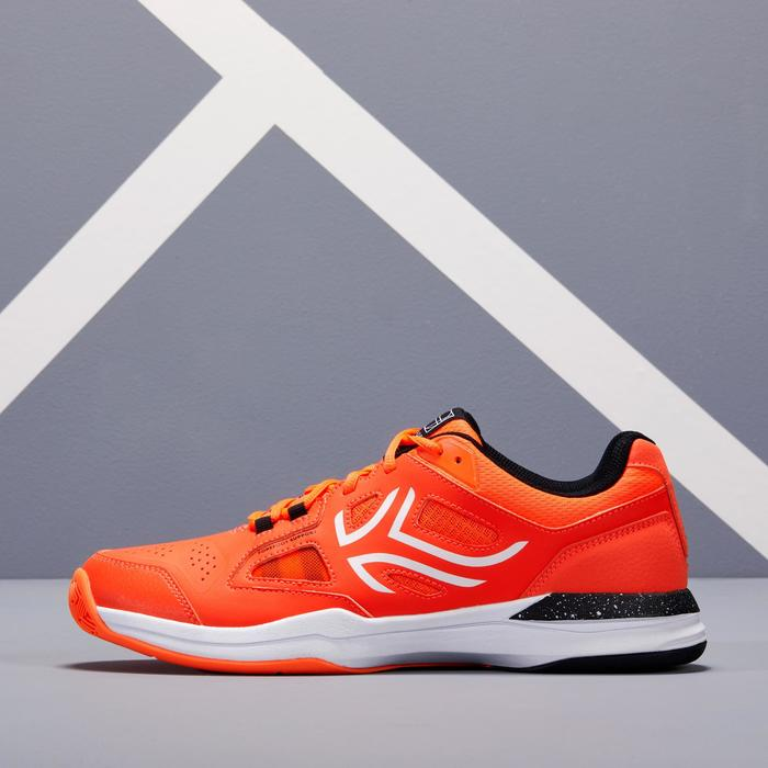 Tennisschuhe TS500 Multicourt Herren orange