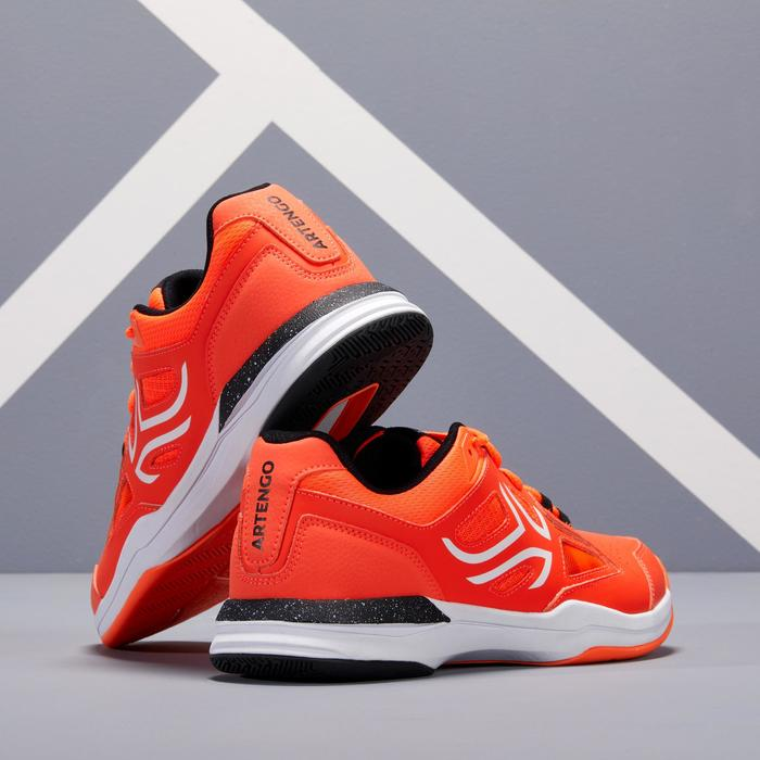 TS500 Multi-Court Tennis Shoes - Orange