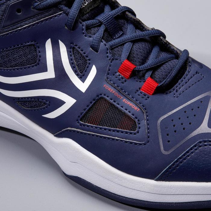 Tennisschoenen voor heren TS500 marineblauw multicourt