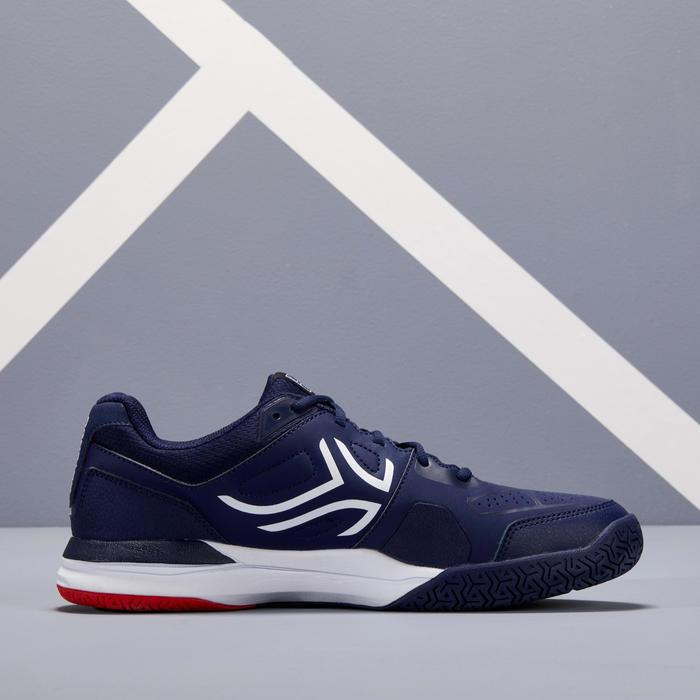多場地適用款網球鞋TS500 - 軍藍色