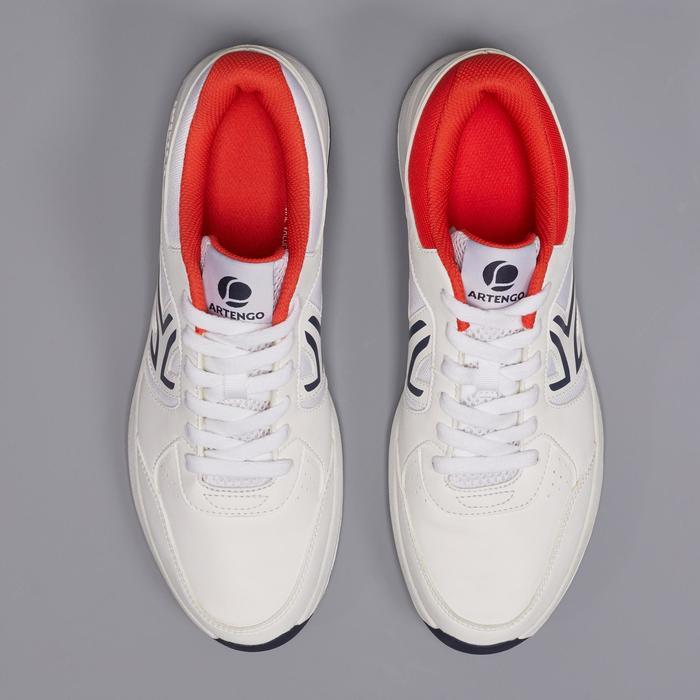 Chaussures de Tennis Homme TS130 Blanc Multi Court