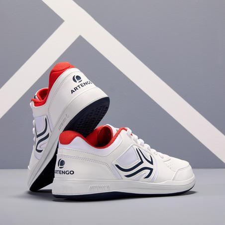 Chaussures de tennis Homme TS130 blanches Multi-terrain