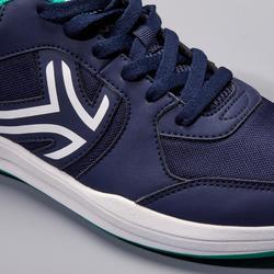 Tennisschuhe TS130 Multicourt Herren marineblau