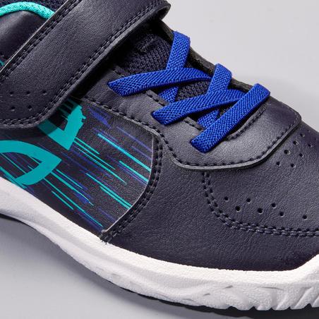 """Bērnu junioru tenisa apavi """"TS 130"""", meteora gaisma"""