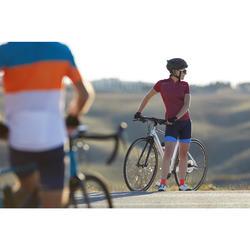 Racefiets voor dames Triban Regular flatbar