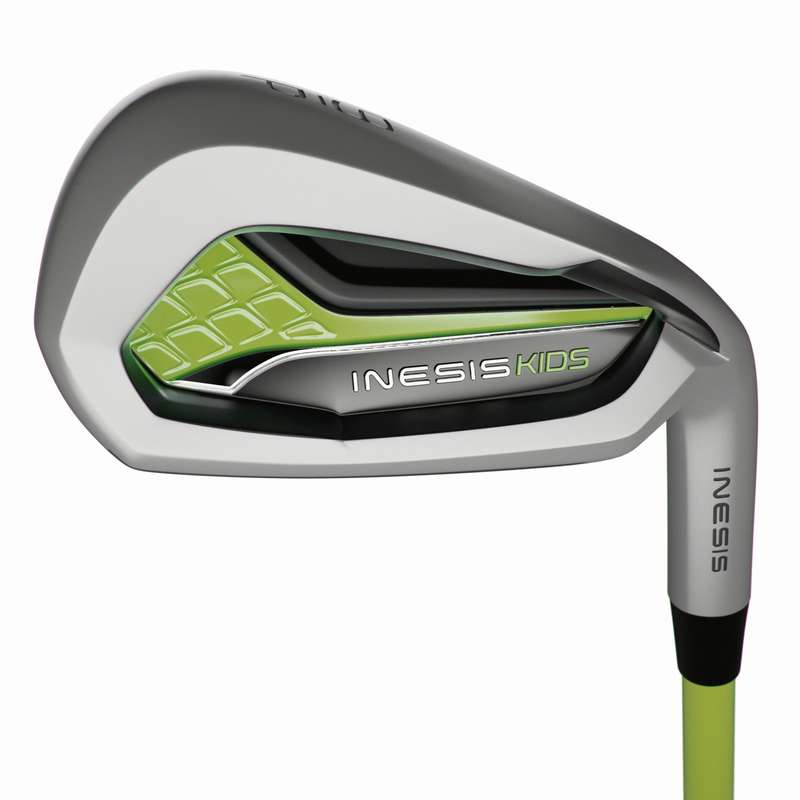 JUNIOR GOLF EQUIPMENT Golf - 9/PW iron for kids 5-7 years INESIS - Golf Clubs
