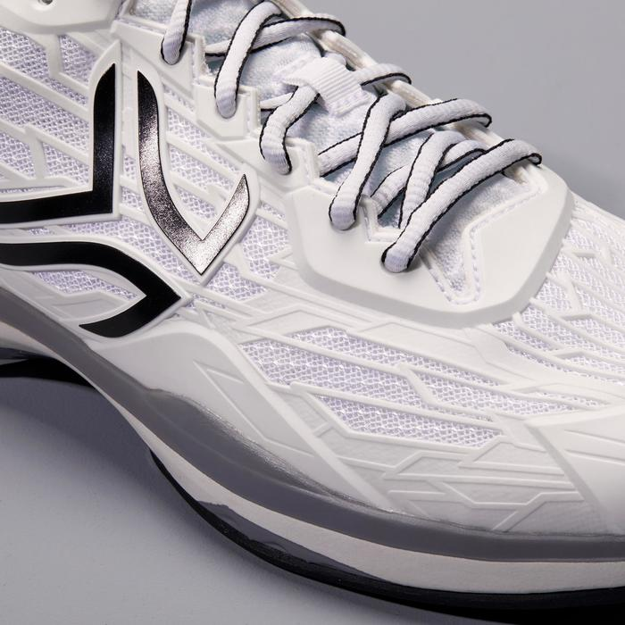 TS990 Multi-Court Tennis Shoes - White/Black/Grey