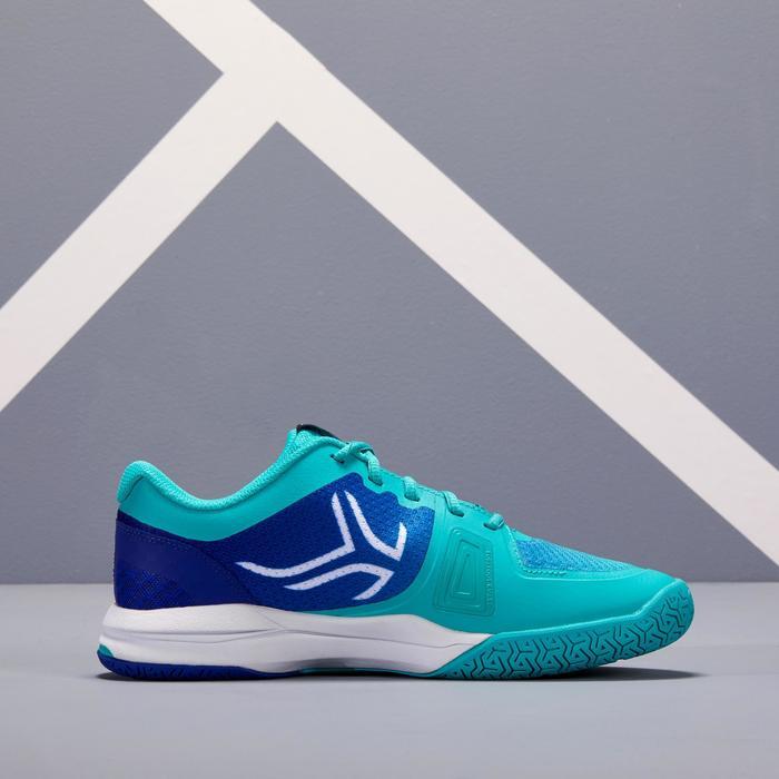 Tennisschoenen voor dames TS 590 turkoois