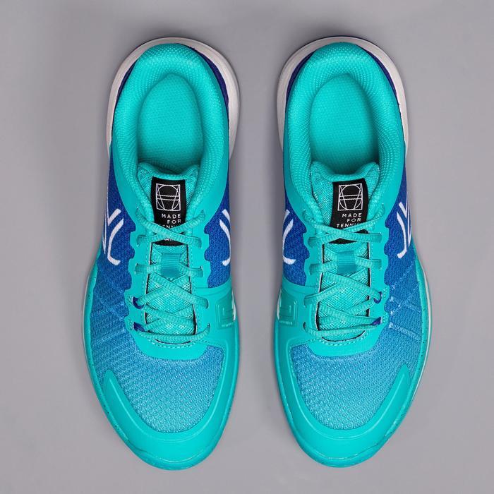 TS590 Women's Tennis Shoes - Turquoise