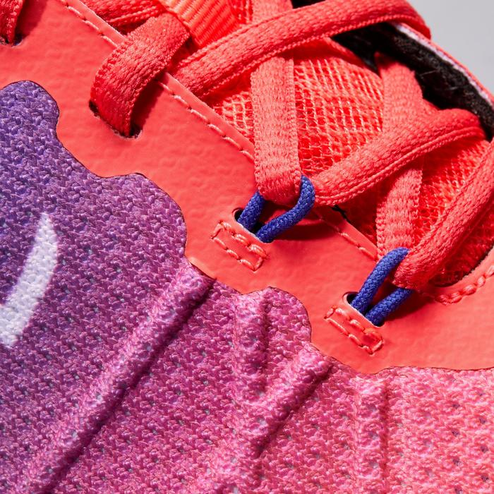 Tennisschuhe TS590 Allcourt Damen rosa