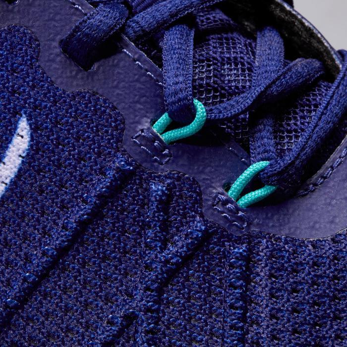 Tennisschuhe TS 590 Sandplatz Damen blau