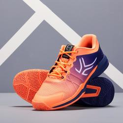 TS590 Multicourt Tennis Shoes - Coral Blue