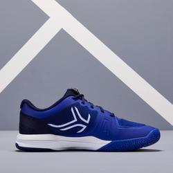 Tennisschoenen voor heren TS590 blauw multicourt