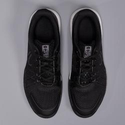 Tennisschoenen voor heren TS590 zwart multicourt