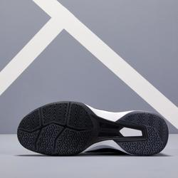 多場地適用款網球鞋TS590-黑色