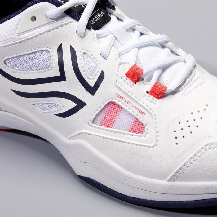 Tennisschuhe TS 500 Damen weiß