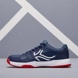 Chaussures de Tennis Homme TS190 Marine Multi Court