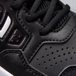Chaussures de tennis TS190 noir rose– Femme