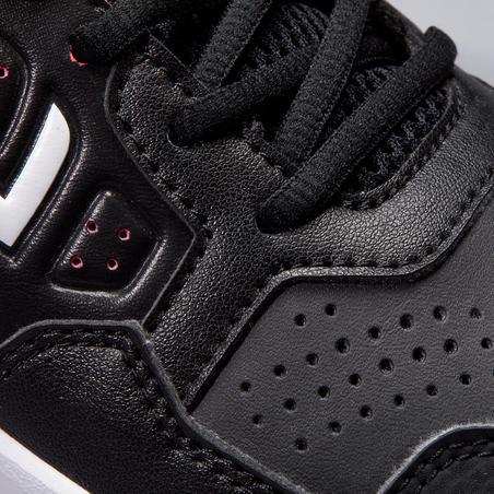 Жіночі кросівки 190 для тенісу - Чорні/Рожеві