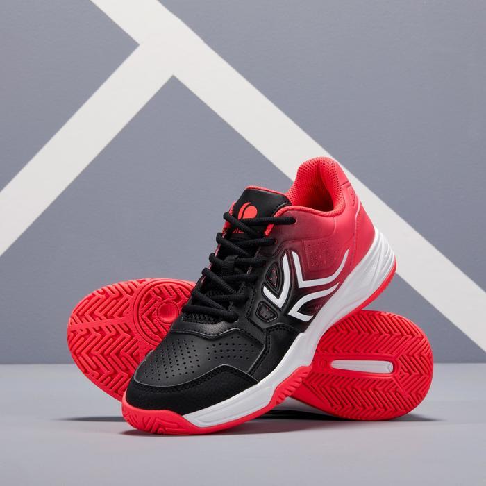Tennisschoenen voor dames TS 190 zwart roze