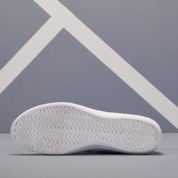 多場地適用網球鞋TS100-白色