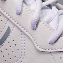 Tennisschoenen voor heren TS100 wit multicourt